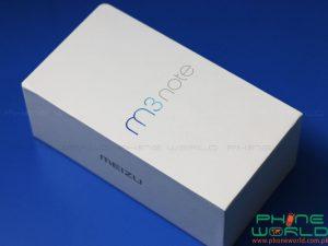 meizu m3 note accessories retail box