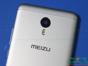 meizu m3 note back camera