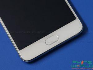 meizu m3 note fingerprint scanner