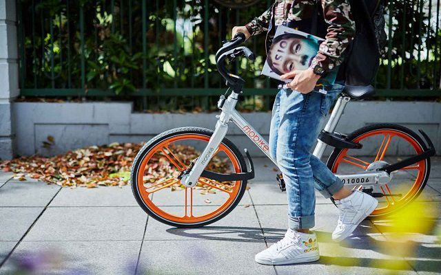 "Forget Uber: A Unique Bike Sharing Startup ""Mobike"" Raised $215 M to Get 10 M Bikes on Road"