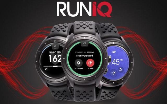 New Balance Introduces Health-Centric Smartwatch