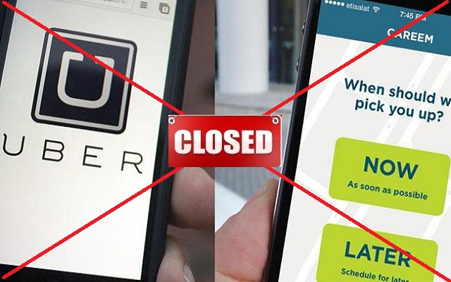Punjab Government Bans Uber and Careem in Lahore