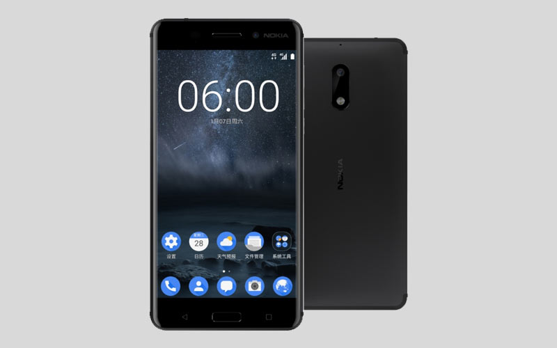 Nokia's First Android Phone Officially Launched by HMD Global