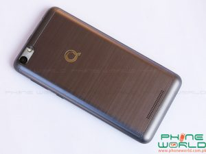 qmobile energy x1 back body