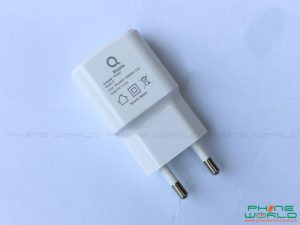 qmobile m350 pro travel charger