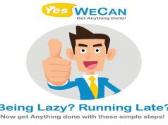 YesWeCan: An Online Platform Just Like Aladdin's Jinni Makes your All wishes Come True