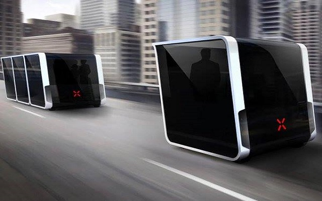 Dubai to be a Global Driverless Mobility Leader by 2030