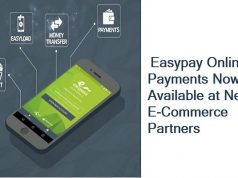 Easypay Online Payments Now Available at New E-Commerce Partners
