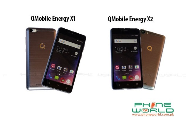 QMobile Energy X1 and Energy X2- Which One Would You Go For?