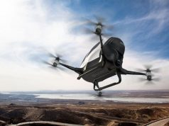 Dubai to Introduce Flying Drone Taxis by the End of July 2017