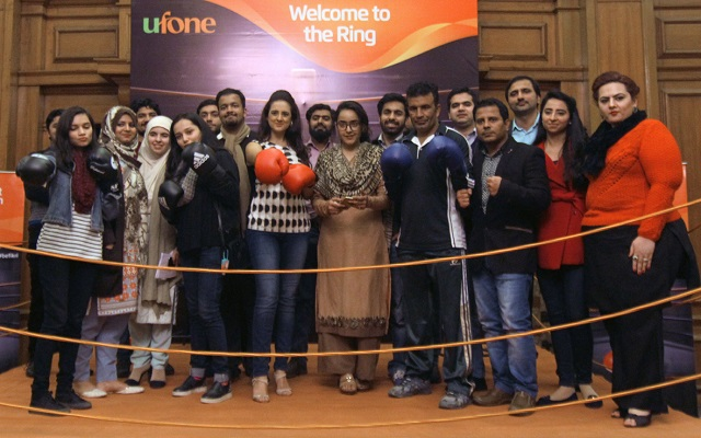 Ufone Sheds Light on yet Another Accomplished Pakistani