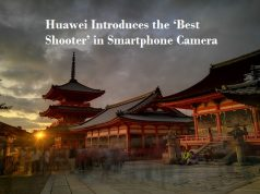 Huawei Introduces the 'Best Shooter' in Smartphone Cameras