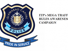 ITP Launches Mega Traffic Awareness Video Campaign to Educate Citizens