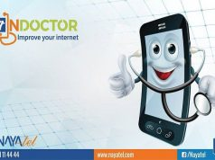 Now Nayatel Users can Check their Internet Speed via NDoctor