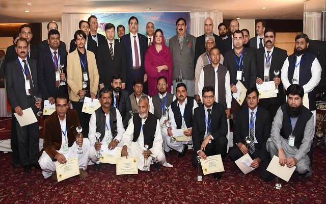 MoIT Rigorously Pursuing PM's Vision of Digital Pakistan: Anusha Rahman