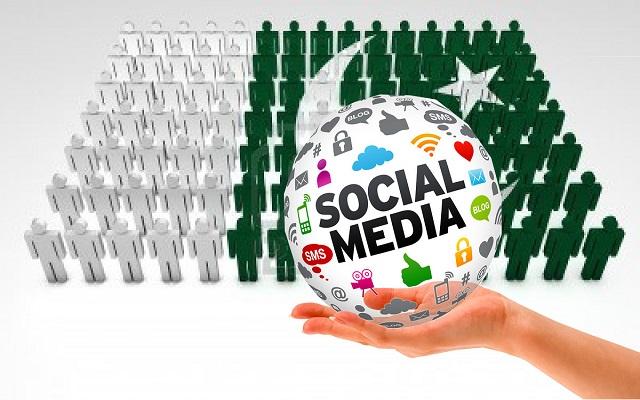 Pakistan Social Media Users Crossed 44 million in 2016-2017