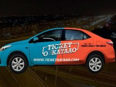 Ticket Kataao: A Tech-Based Startup that Crowd Sources Private Vehicles for Advertising