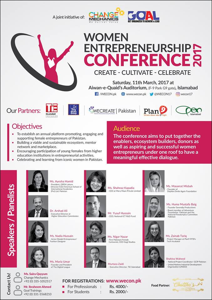 Plan9, WECREATE & others Collaborate to Organize Women Entrepreneurship Conference