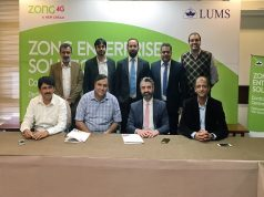 Zong Partners with LUMS for Dedicated Internet Services and VDI Solution