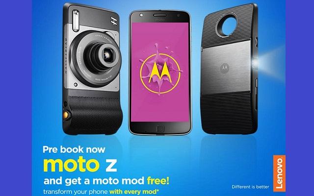 Moto Z on daraz.pk