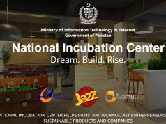 National Incubation Center in Islamabad