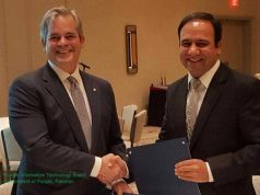 Chairman PITB Signs MOU