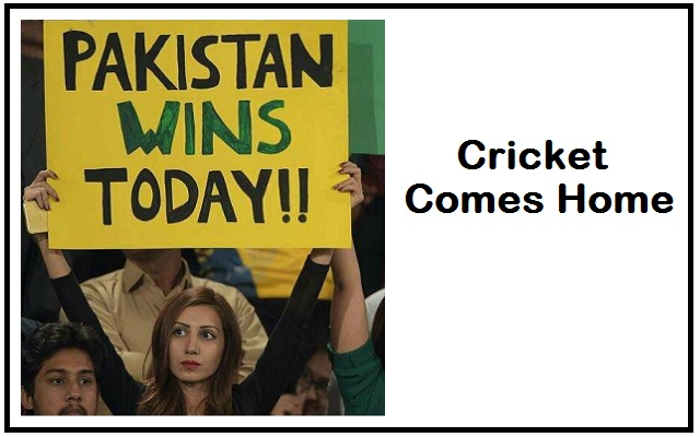 """Cricket Comes Home"" Remains the Top Trend on Social Media"