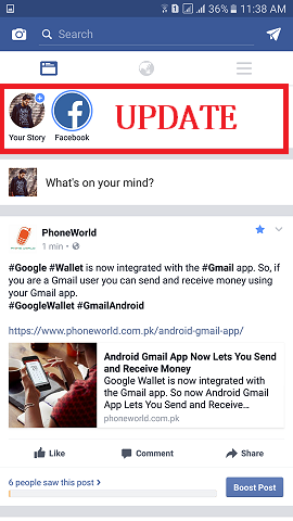 Facebook Rolls Out 'Facebook Stories' Feature for All