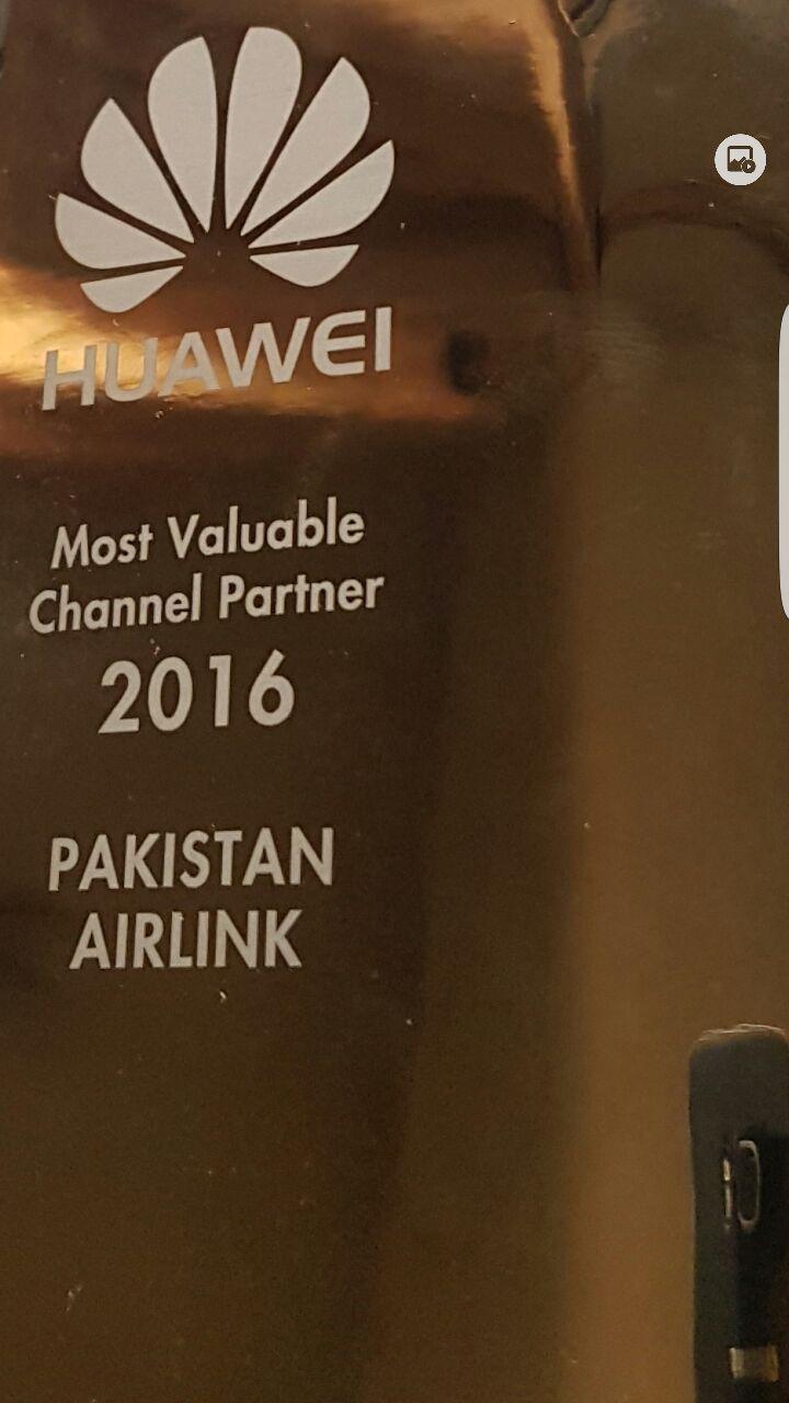Huawei Global Honors Airlink