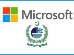HEC and Microsoft to Host Imagine Cup 2017 for Pakistani Students