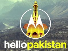 Moto National Anthem Amazingly Covers the Entire Pakistan Sceneries