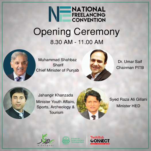 PITB to Host the National Freelancers Convention on 28th March