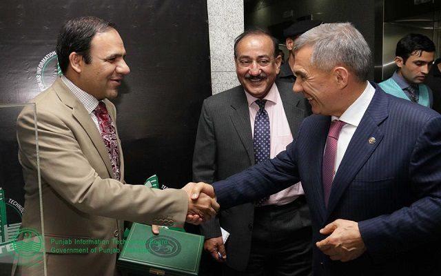 PITB & Kazan Sign MoU to Expand Technology-Education Cooperation