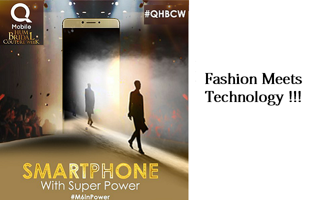 QMobile to Launch its Latest Smartphone M6 at a Mega Event of QHBCW