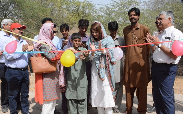 SECMC Inaugurates First Ever Project of Free Wifi to Villages of Sindh