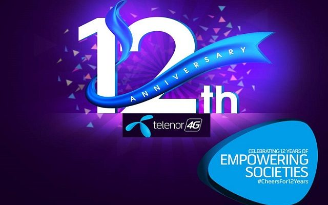 Telenor Celebrates 12th Anniversary of its Operations in Pakistan