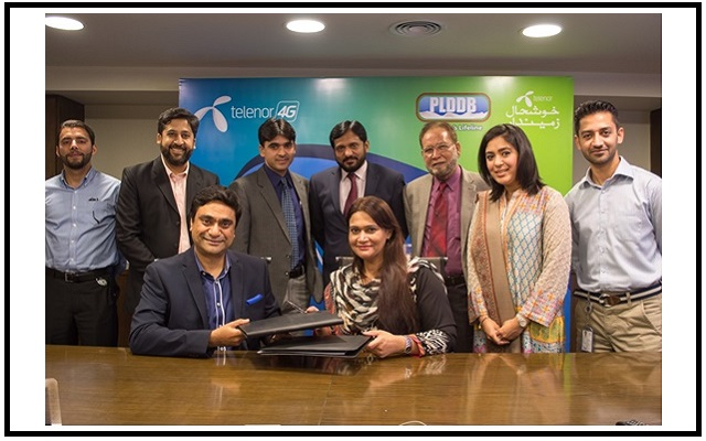 Telenor Partners with PLDDB to Enhance Women Participation in Agriculture Sector