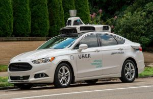 Uber Postpones Self-Driving Cars After Accident