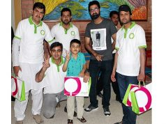 Zong 4G Volunteers Visit Thalassemia Patients at PIMS