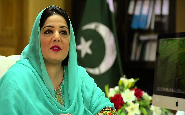 Digital Pakistan is on the Priority Agenda of GoP: Anusha at MWC 2017