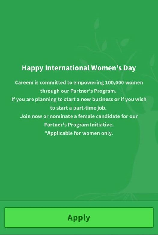Careem Aims to Empower 100,000 Women by Launching a Unique Initiative