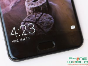 huawei p10 plus fingerprint scanner