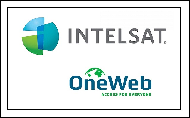 OneWeb and Intelsat Merges