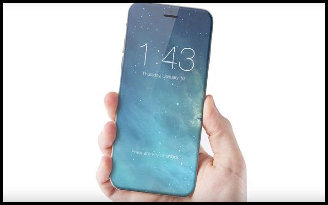 iPhone 8 to Come With Flat Screen, Not Curved OLED Display