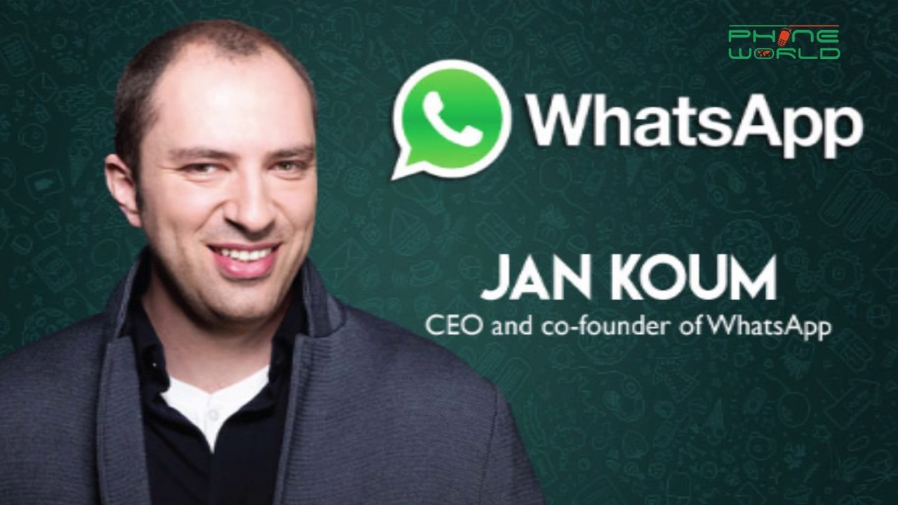 Photo of Faces You Must Know | Jan Koum CEO WhatsApp
