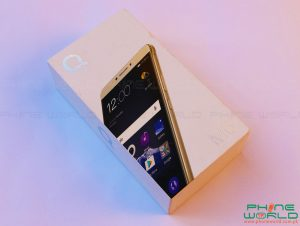 qmobile m6 retail box