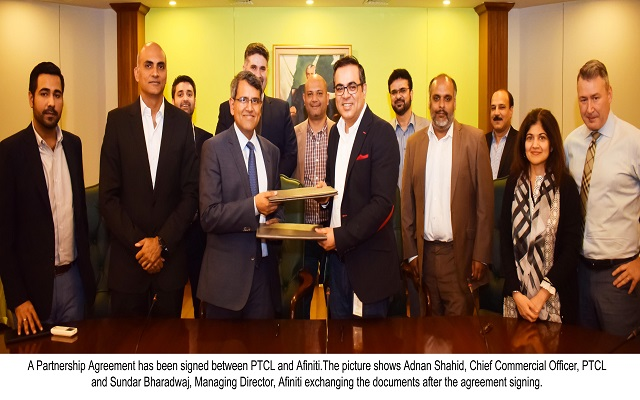 PTCL First to Use Afiniti's Artificial Intelligence Solution in Asia