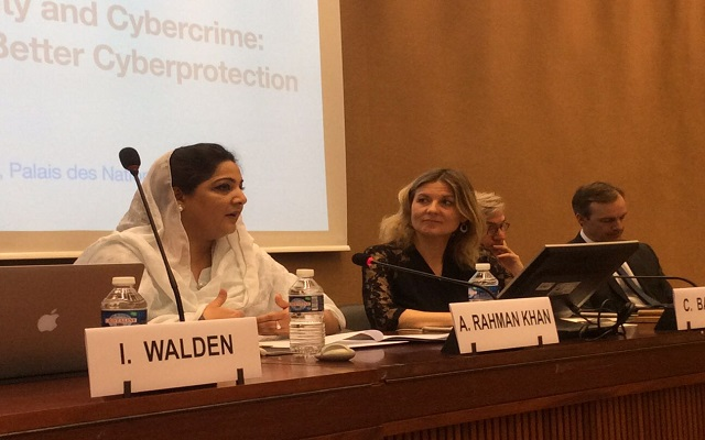 Ms. Anusha to Attend UN Conference on e-Commerce in Geneva