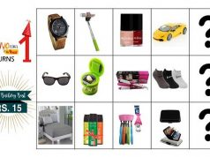 Buy Amazing 15 Products at just Rs. 15 on Yayvo First Birthday 15th April, 2017