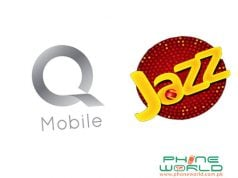 Jazz Brings QMobile Super Marathon Battery Phones with amazing offer